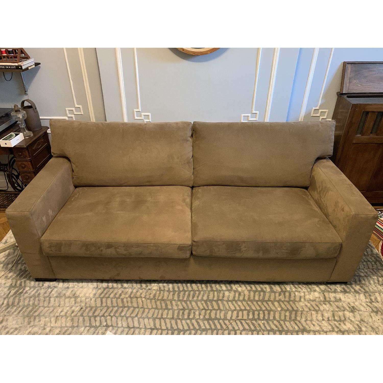 Crate & Barrel Axis II Sleeper Sofa-0