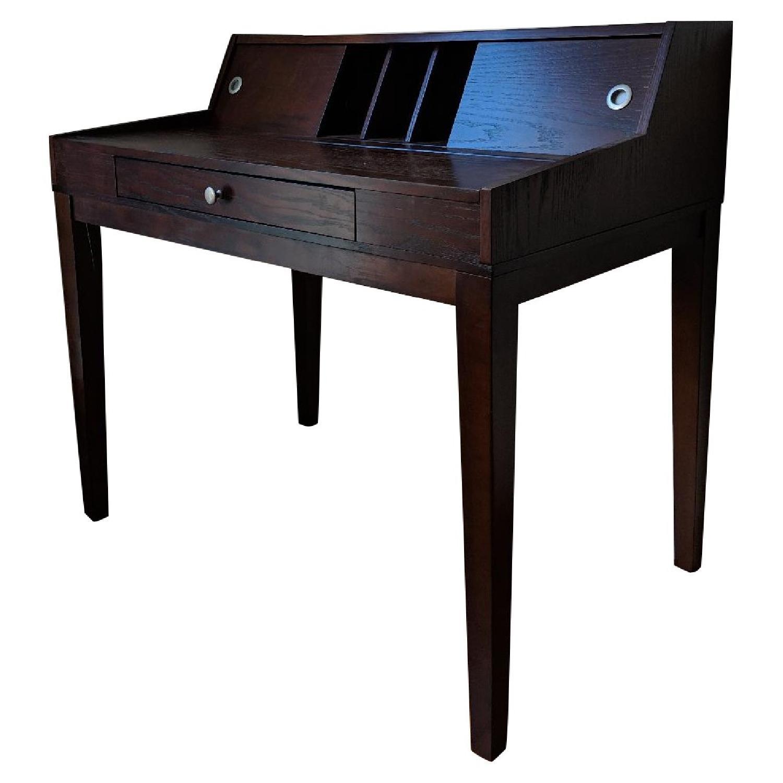 Mahogany Secretary Desk