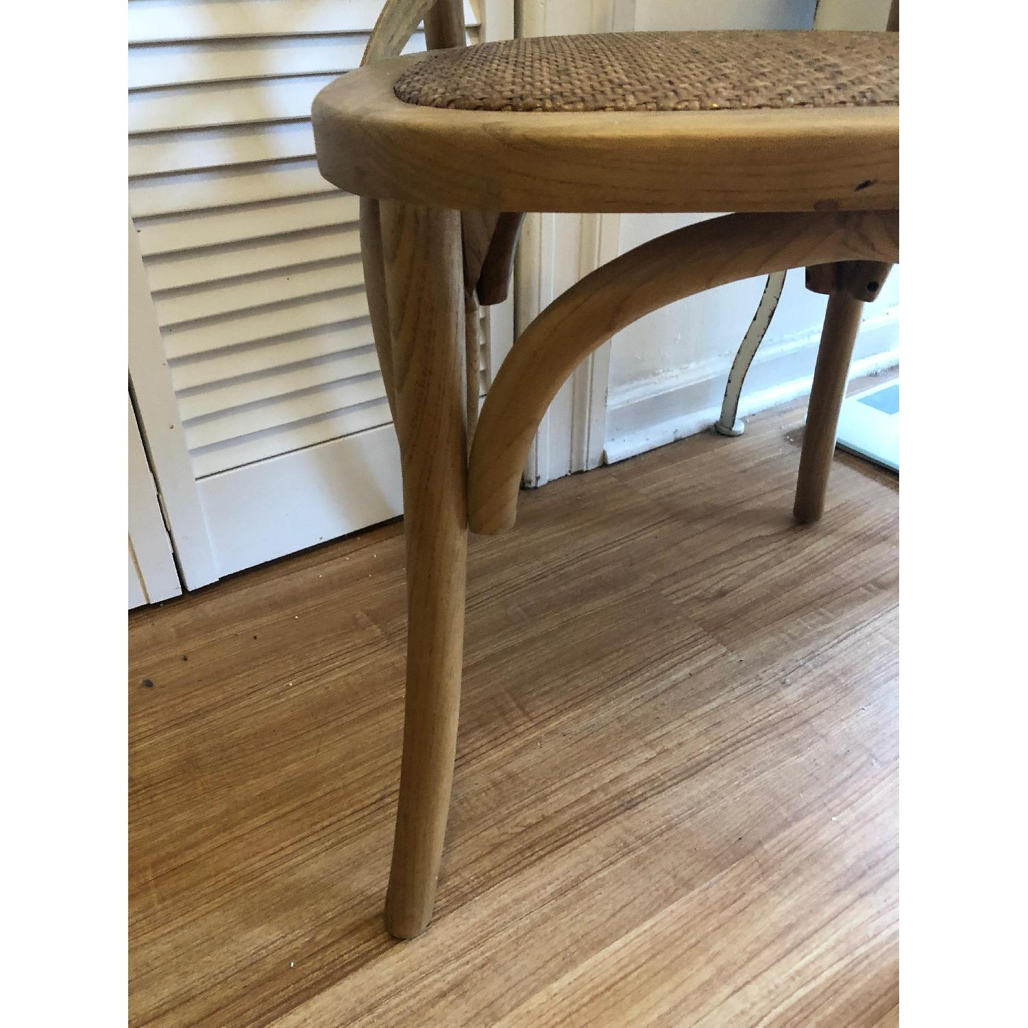 Modway Gear Dining Side Chair in Natural-3