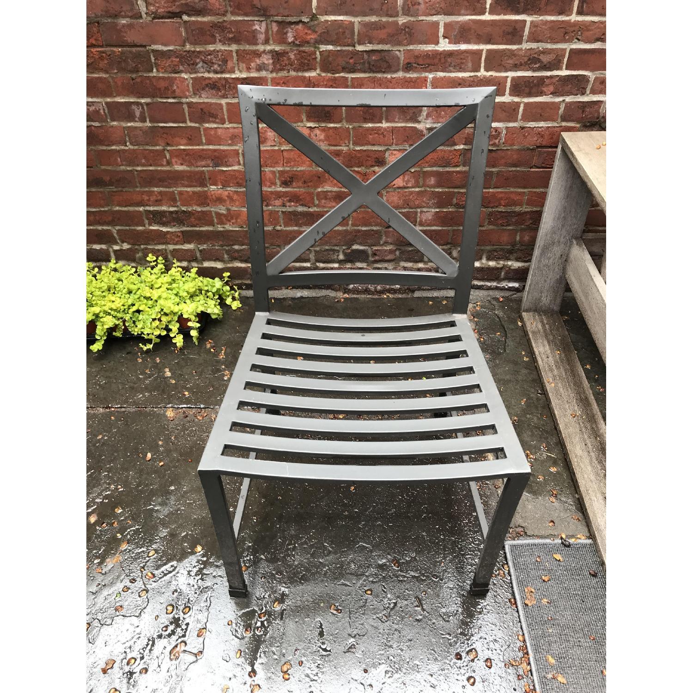 Restoration Hardware Carmel Outdoor 7-Piece Dining Set-8