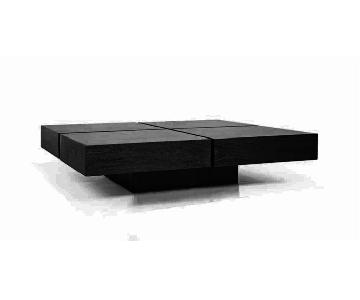 Aristas Colombian Black Coffee Table