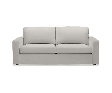 Room & Board Taft Sofa in Grey