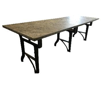 ABC Carpet & Home Custom Work/Dining/Display Table