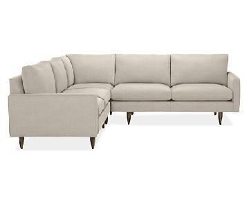 Room & Board Jasper Sectional Sofa