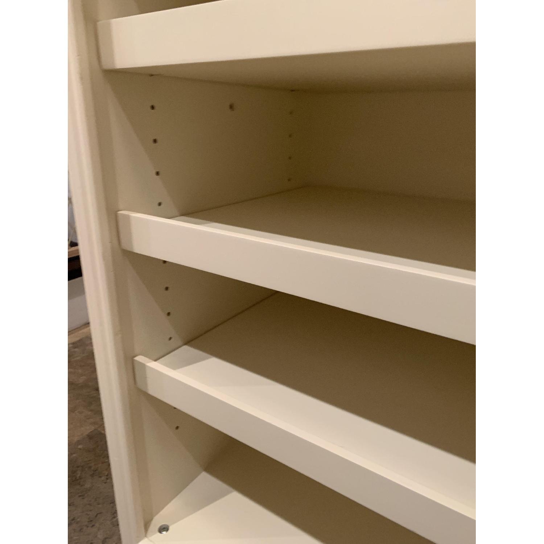 Pottery Barn Sutton Wide Cabinet/Shoe Rack-2