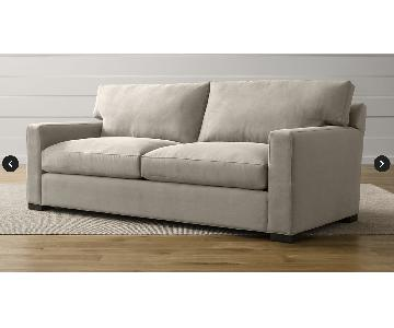 Crate & Barrel Axis II Queen Sleeper Sofa