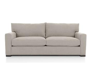 Crate & Barrel Axis II Queen Sleeper Sofa