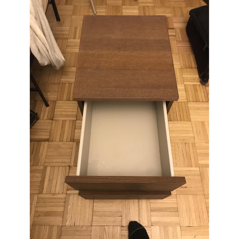 Ikea Malm 2 Drawer Nightstand-3