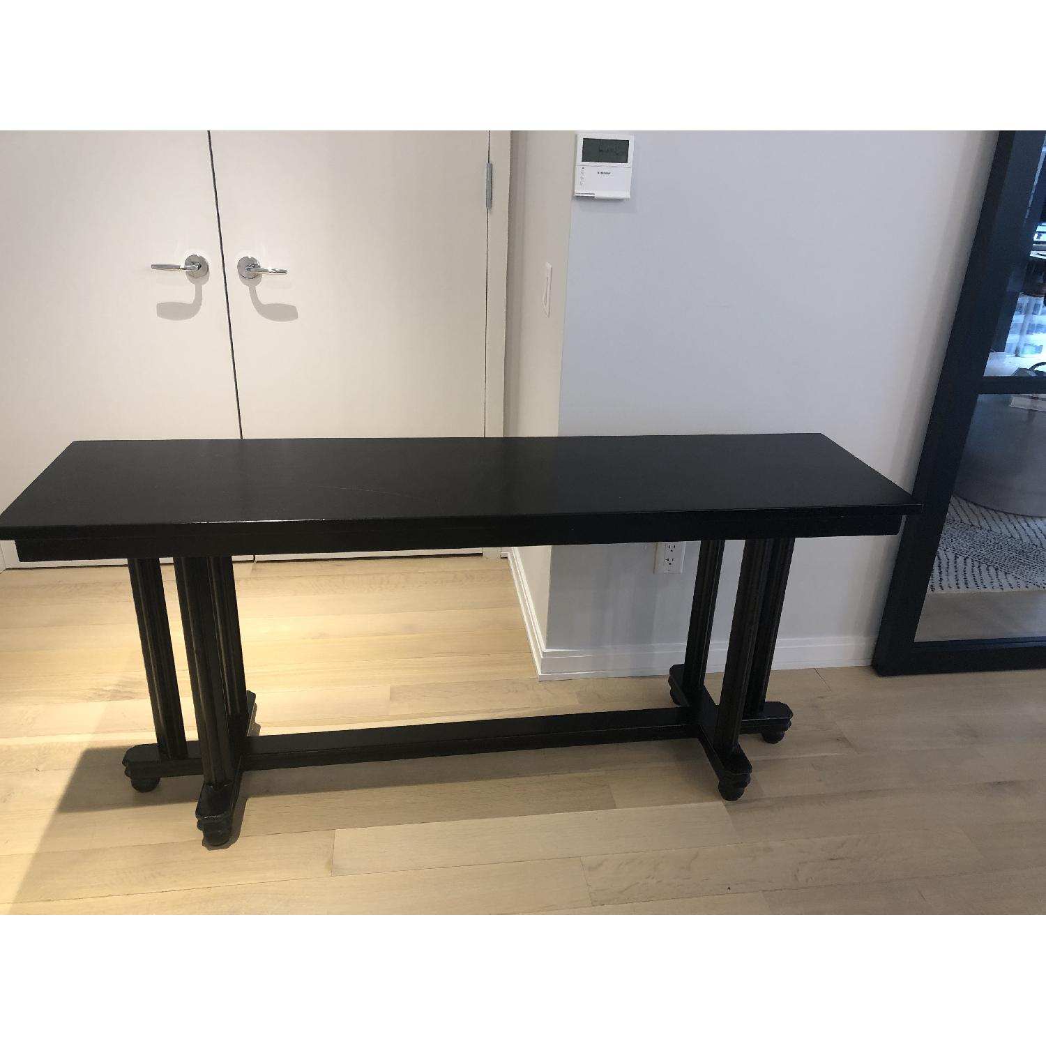 Wooden Console Table-0