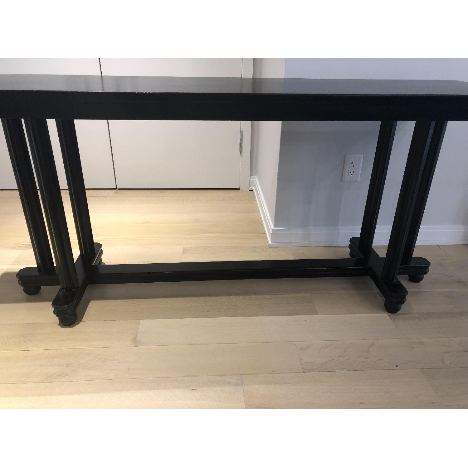 Wooden Console Table-2