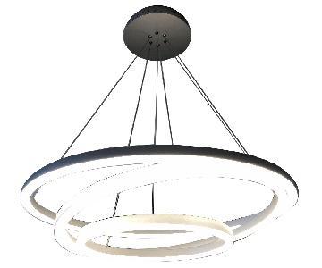 Hanging UFO Light