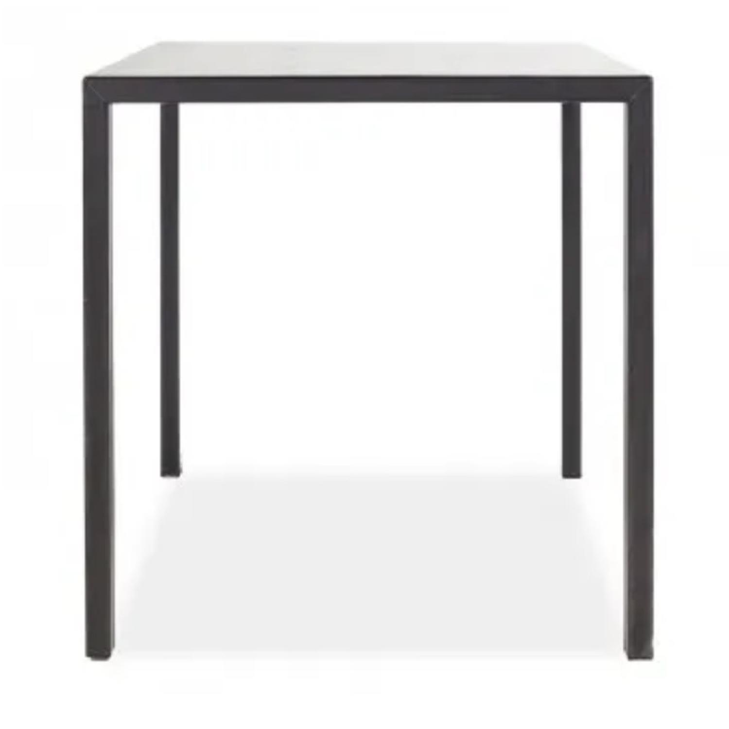 ABC Carpet and Home Flatiron-Braze Steel Dining Table-1