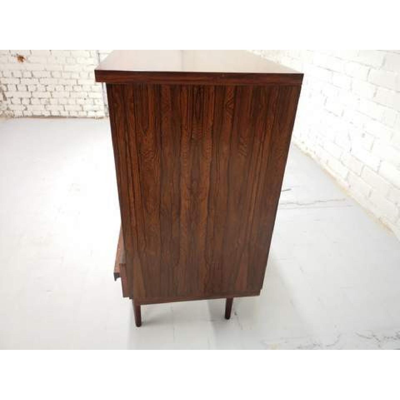 Vintage Retro 70s Danish Mid-Century Modern Display Storage-6