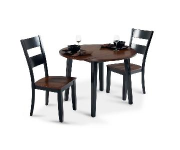 Bob's Blake 3 Piece Drop Leaf Dining Set