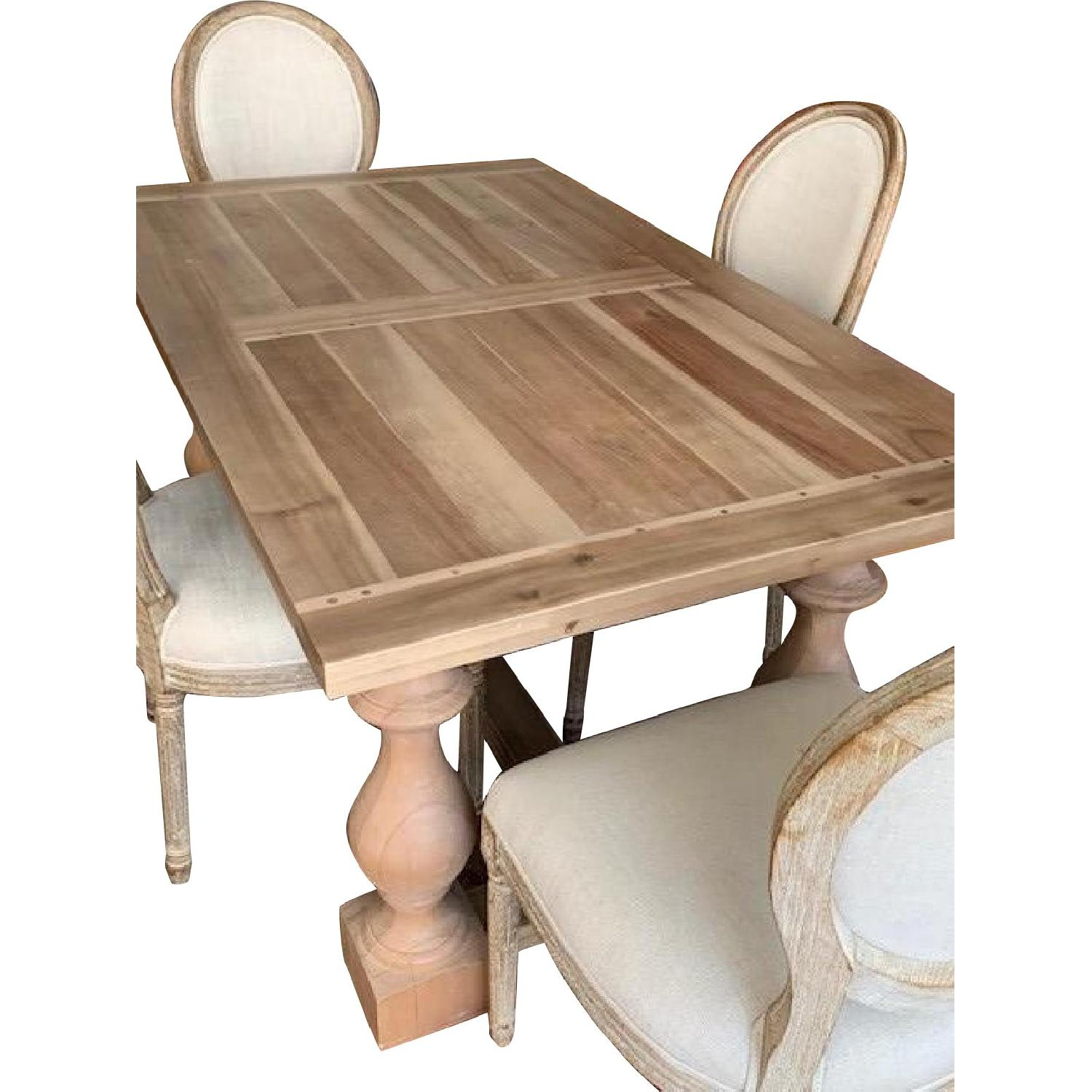 Restoration Hardware 5-Piece Dining Set