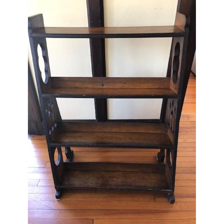 Antique Church Bookcase-0