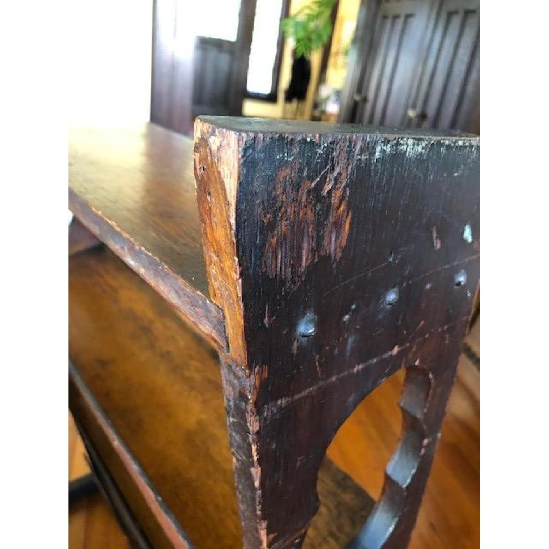 Antique Church Bookcase-3