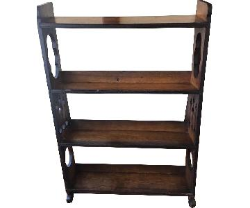 Antique Church Bookcase
