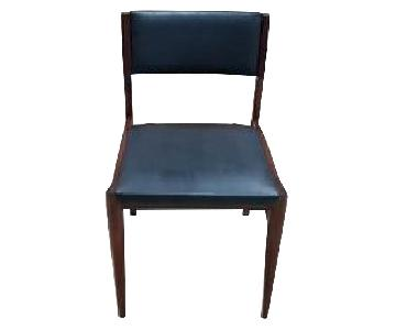 Mid-Century Modern Danish Moller Style Dining Chairs