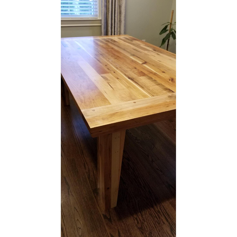 Breadboard Dining Room Table-0