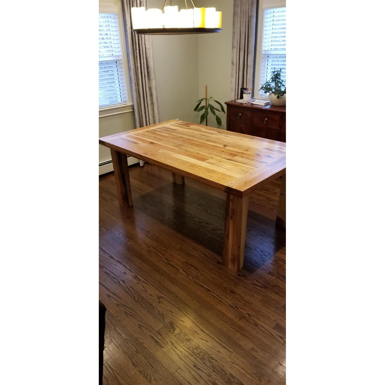 Breadboard Dining Room Table-1