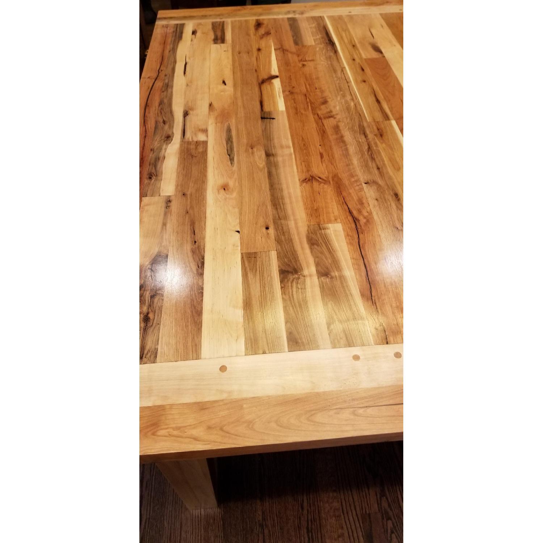 Breadboard Dining Room Table-2