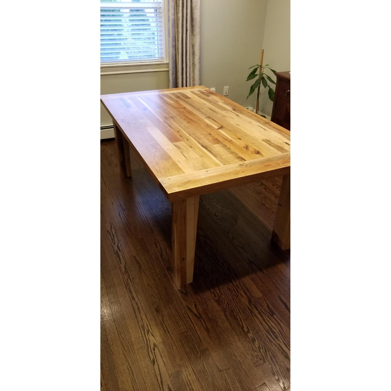 Breadboard Dining Room Table-3