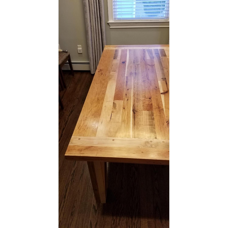 Breadboard Dining Room Table-5