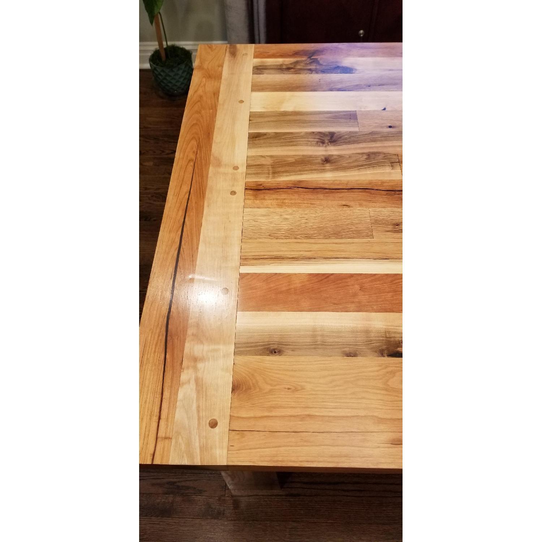 Breadboard Dining Room Table-6