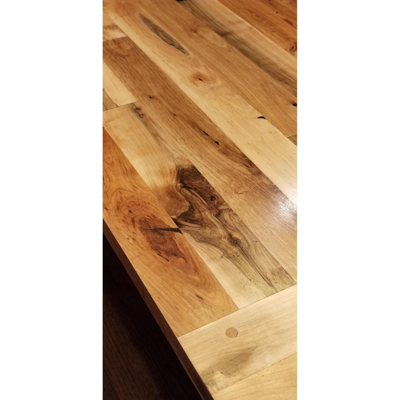 Breadboard Dining Room Table-8