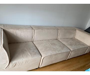 BoConcept 3-Piece Modular Sofa