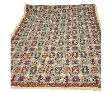 Persian Area Rug in Multi