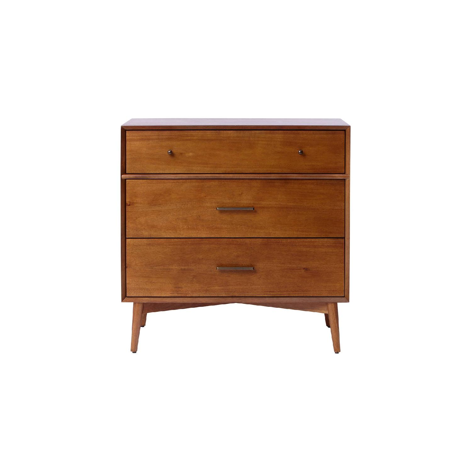 West Elm Mid-Century 3-Drawer Dresser
