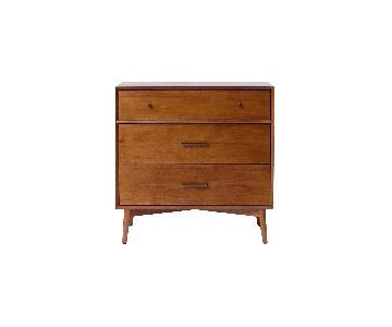 West Elm Mid-Century 3-Drawer Dresser