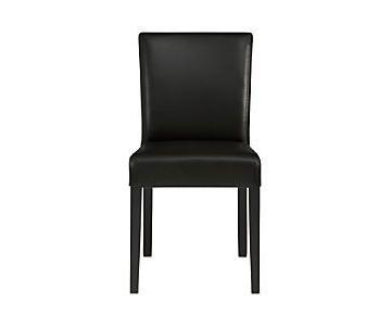 Crate & Barre Lowe Leather Dining Chair