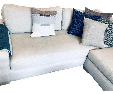 Restoration Hardware Maxwell Upholstered Sofa