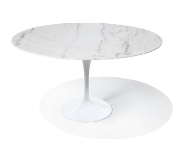 Rove Concepts Saarinen Style Oval Tulip Dining Table