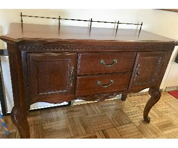 Johnson Brothers English Chippendale Style Sideboard