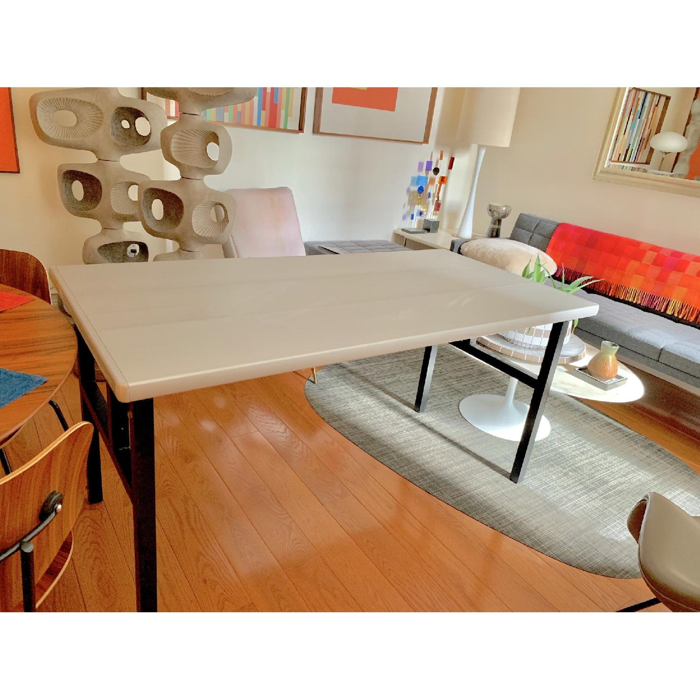 Surprising Design Within Reach Workscape Aluminum Folding Dining Table Uwap Interior Chair Design Uwaporg