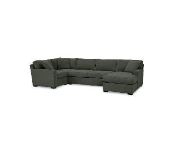 Macy's Radley 4-Piece Sectional Sofa