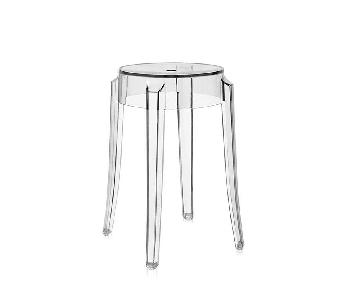 Philippe Starck Charles Ghost Stools