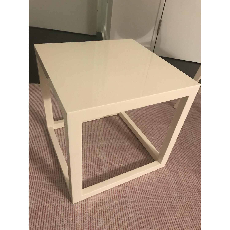 Jonathan Adler Lacquer Cube Side Table-0