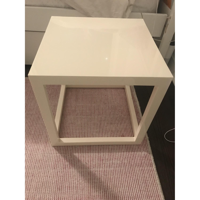 Jonathan Adler Lacquer Cube Side Table-1