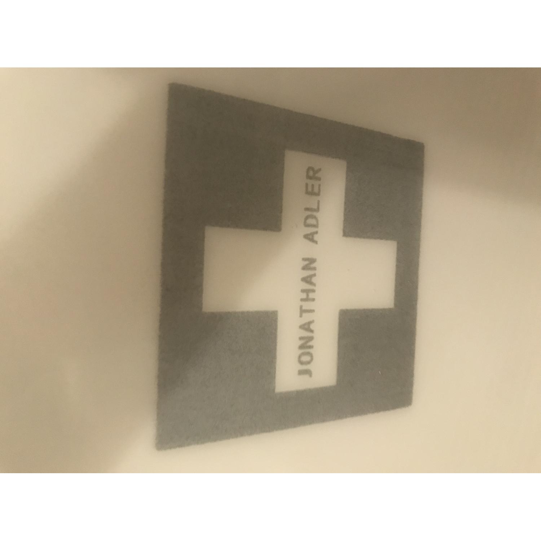 Jonathan Adler Lacquer Cube Side Table-2