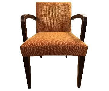 HBF Camden Orange Guest Chairs