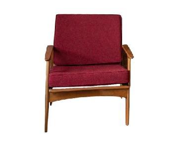 Vintage Mid-Century Yugo Chairs.