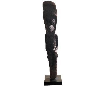 Vanuatu Fernwood Sculpture