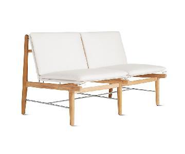 Design Within Reach Finn Two-Seater Sofa