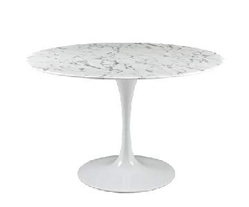 LexMod Tulip Dining Table