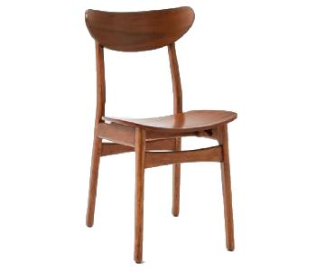 West Elm Cafe Wood Chair
